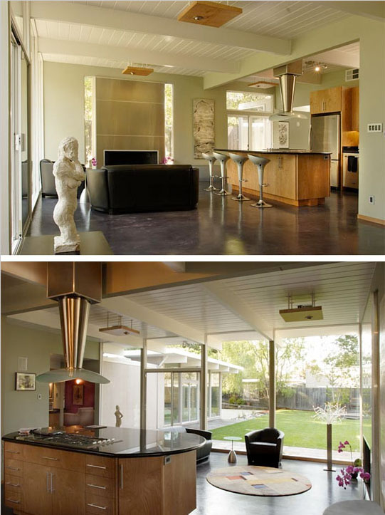 h plan3 John Klopf: Respectfully Renovating Eichler Homes