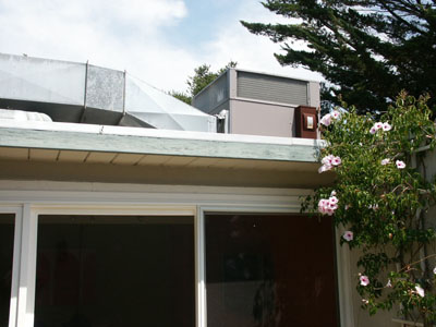 roof ducts John Klopf: Respectfully Renovating Eichler Homes
