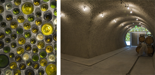 hourglass bottle cave Olle Lundberg: Hand of a Craftsman, Part 1