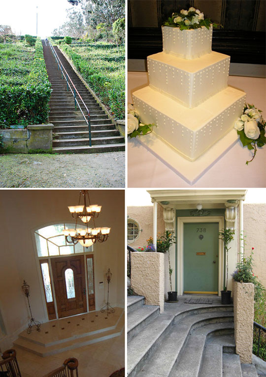 wedding cake stair examples Chris Downey on Architecture for the Blind